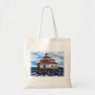 移動式中間湾の灯台 トートバッグ