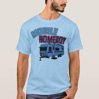 移動式同郷人 Tシャツ