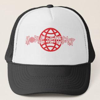 移動式Deathcampのトラック運転手の帽子 キャップ