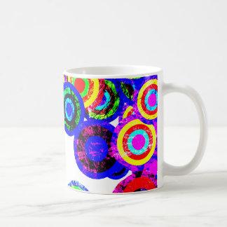 移動目標 コーヒーマグカップ