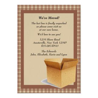 移動箱-移動発表 カード