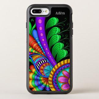 移動速いオッターボックスのiPhone 7のプラスの場合 オッターボックスシンメトリーiPhone 8 Plus/7 Plusケース