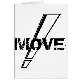 ! 移動 カード