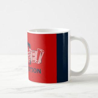 移動! 生命は動きのマグです コーヒーマグカップ