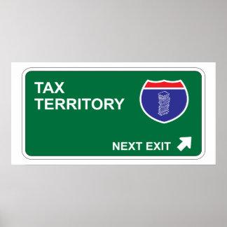 税の次の出口 ポスター