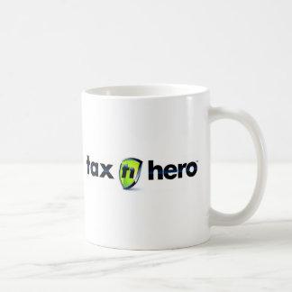 税の英雄のLogo'd項目 コーヒーマグカップ