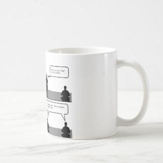 税の詠唱 コーヒーマグカップ