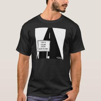税$はこの印を造りました Tシャツ