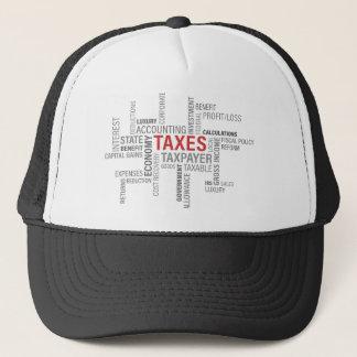 """""""税"""" キャップ"""