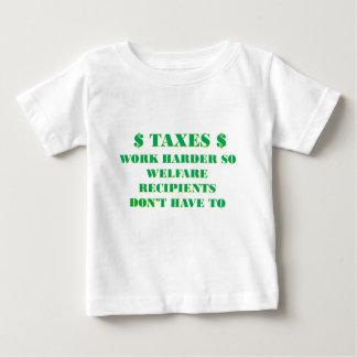 税 ベビーTシャツ