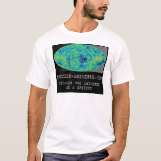 種の宇宙プロダクトスペクトル Tシャツ