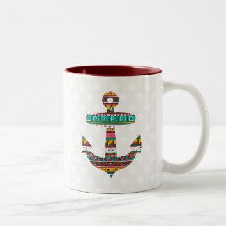 種族のいかり ツートーンマグカップ