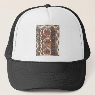 種族のアフリカのヴィンテージの伝統的な帽子色 キャップ