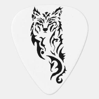 種族のオオカミ ギターピック