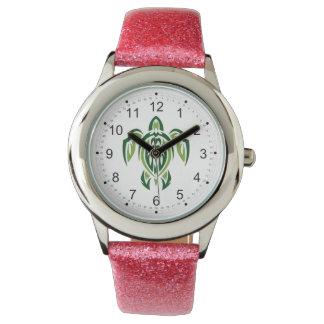 種族のカメ 腕時計