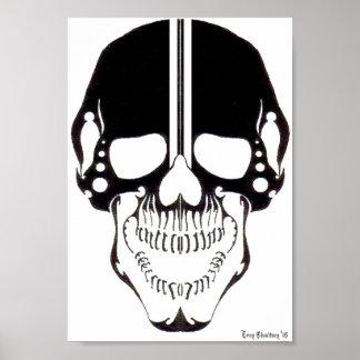 種族のスカル1 ポスター