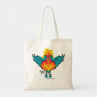 種族のトルコの花型女性歌手のコレクションの感謝祭のバッグ トートバッグ