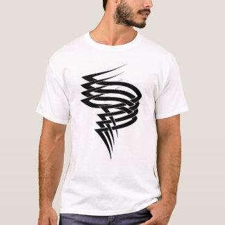 種族のトルネード Tシャツ