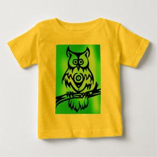 種族のフクロウ ベビーTシャツ
