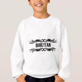 種族のブータン スウェットシャツ