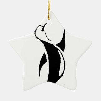 種族のペンギン セラミックオーナメント