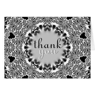 種族のレースはGracias Merci Dankeカード感謝していしています カード