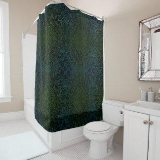 種族の万華鏡のように千変万化するパターンのシャワー・カーテン(B&Gの版) シャワーカーテン