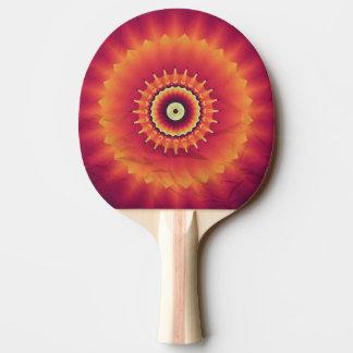 種族の万華鏡のように千変万化するパターンの卓球ラケット 卓球ラケット