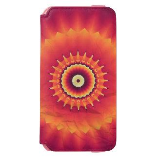 種族の万華鏡のように千変万化するパターンのiPhone 6のウォレットケース Incipio Watson™ iPhone 5 財布型ケース
