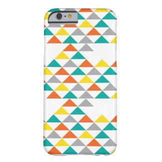 種族の三角形のiPhone6ケース Barely There iPhone 6 ケース