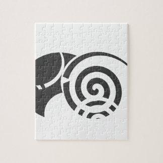 種族の抽象芸術 ジグソーパズル