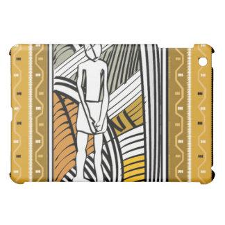 種族の農家- Aftricanの芸術 iPad Mini Case