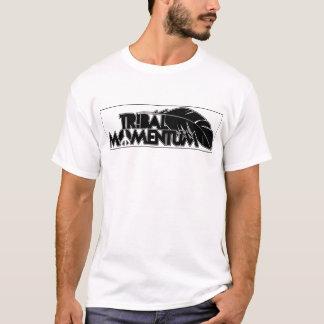 種族の運動量 Tシャツ
