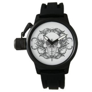 種族の都市スカル 腕時計