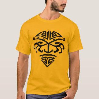 種族の顔 Tシャツ