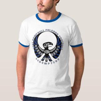 種族の《鳥》ハヤブサII Tシャツ