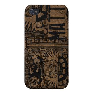種族のiPhoneカバー iPhone 4 Cover