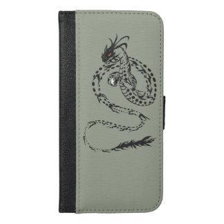 種族ドラゴン iPhone 6/6S PLUS ウォレットケース