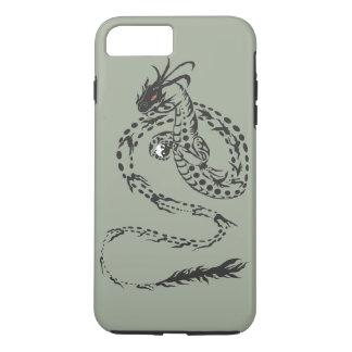 種族ドラゴン iPhone 8 PLUS/7 PLUSケース