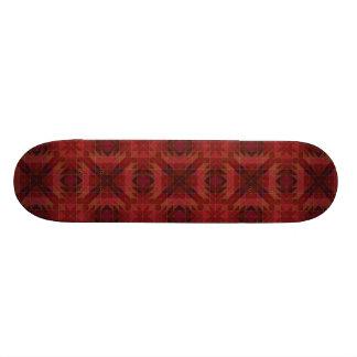 種族パターン 20CM スケートボードデッキ