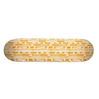 種族パターン 21.6CM スケートボードデッキ