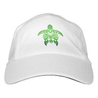 種族緑のウミガメ ヘッドスウェットハット