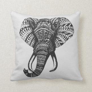 種族象の枕 クッション