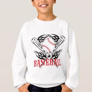 種族野球 スウェットシャツ