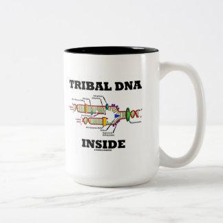 種族DNAの内部(DNAの写し) ツートーンマグカップ