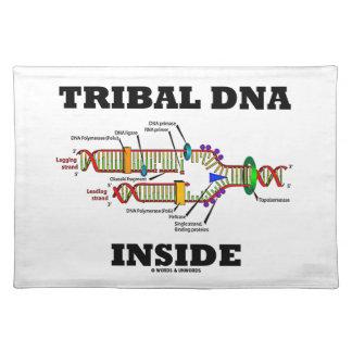 種族DNAの内部(DNAの写し) ランチョンマット