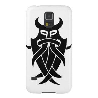 種族Odinのマスク(黒) Galaxy S5 ケース