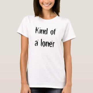 種類の一匹狼 Tシャツ