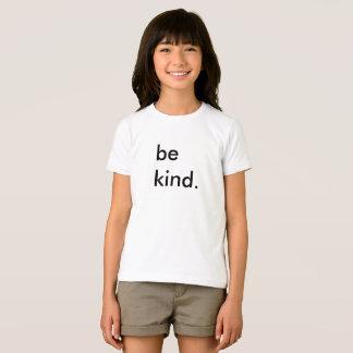 種類の子供の白のTシャツがあって下さい Tシャツ