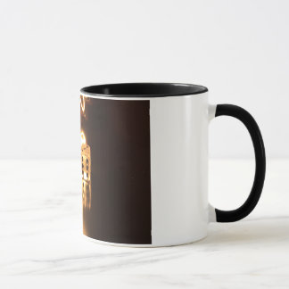 稲妻のサイコロ マグカップ